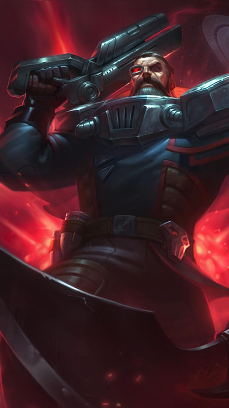 Gangplank Wallpaper Hd Dreadnova Gangplank Skin Android Iphone Wallpaper Mobile