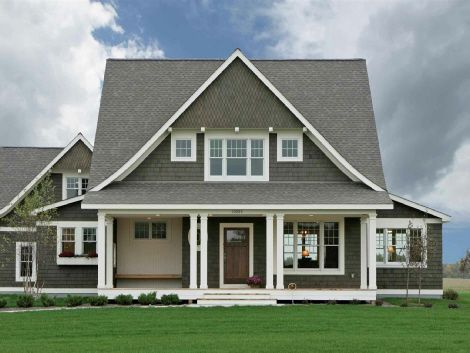 Unique Cape Cod House Plan Eastern Seaboard Home Design Style
