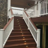 Deck Trends | Step-up your deck design with the stairs ...