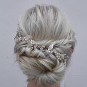 ideas fine hair updo