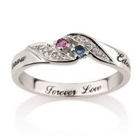 17+ ideas about Engraved Promise Rings on Pinterest