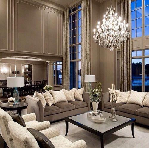 25 best ideas about Elegant living room on Pinterest