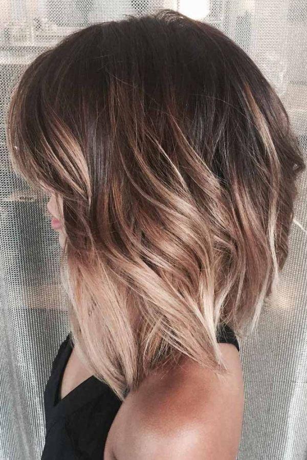 30 A Line Medium Hairstyles Brunette Hairstyles Ideas Walk The