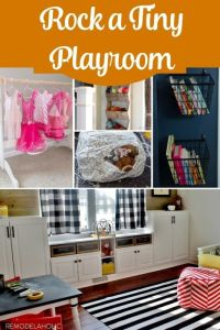 78+ ideas about Small Playroom on Pinterest | Small space ...