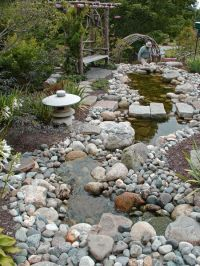 32 best images about Rain gardens, rock beds on Pinterest