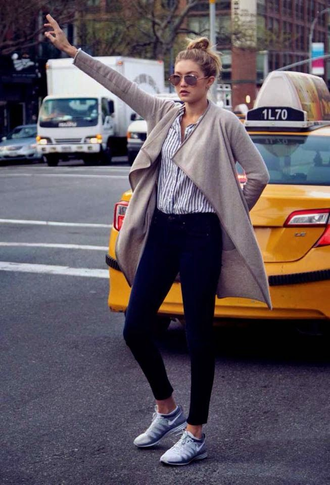 How to Chic: GIGI HADID STYLE – GET THE LOOK
