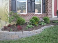 Stone work for the front yard! | Dream Home | Pinterest ...