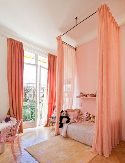 25 Best Ideas About Girls Room Curtains On Pinterest Kids Room
