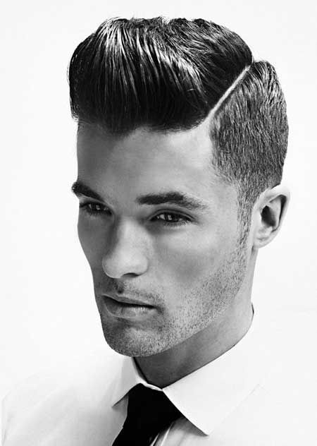 classic mens haircut 50s in spired btw great contrast photograph  hair and beauty