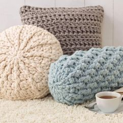 Animal Bean Bag Chair Queen Anne Wing Recliner Cozy #crochet Pillows: Square, Round, And Neck Roll | Cro Chet Can You See? Pinterest ...