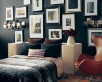 Dark steel blue paint #bedrooms   Room Ideas   Pinterest ...