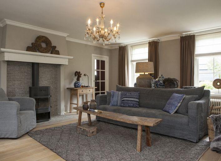Landelijke bank chendo  Woonland  Living room
