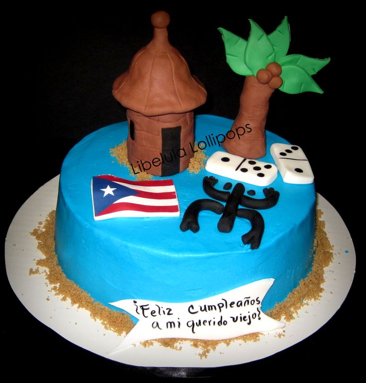 113 Best Images About Puerto Rico Cake On Pinterest