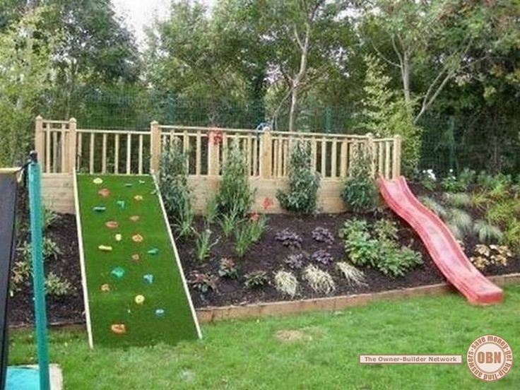 25 Best Ideas About Sloped Backyard Landscaping On Pinterest