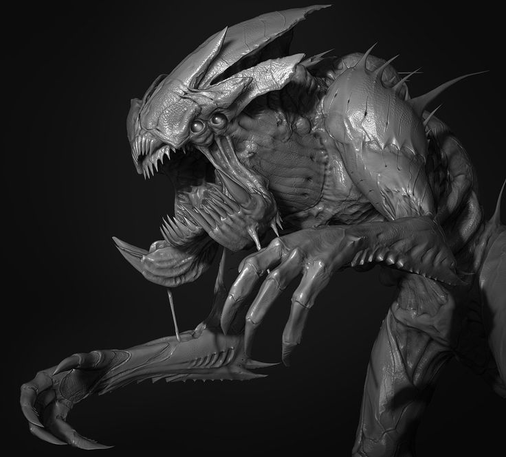 Falling Money 3d Wallpaper Cryptid Scorpion Call Of Duty Ghosts Extinction Mode