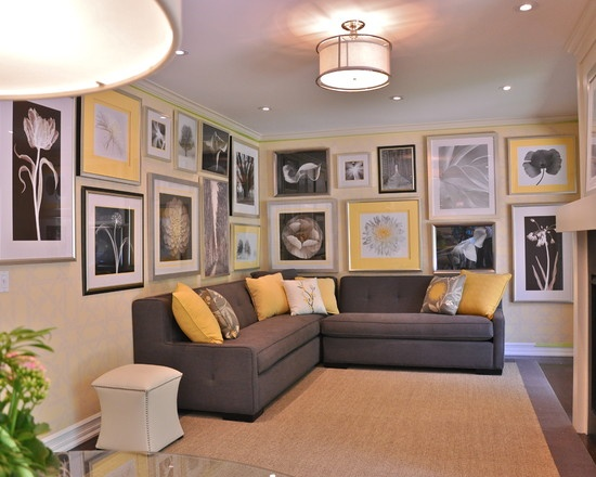 yellow gray and white living room colours with grey sofa my web value the color of is going to be dark brown