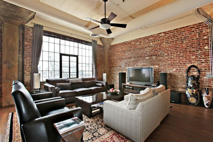 Hastings Seed Lofts in Atlanta GA  future place to live  Pinterest  Atlanta Loft and Seeds