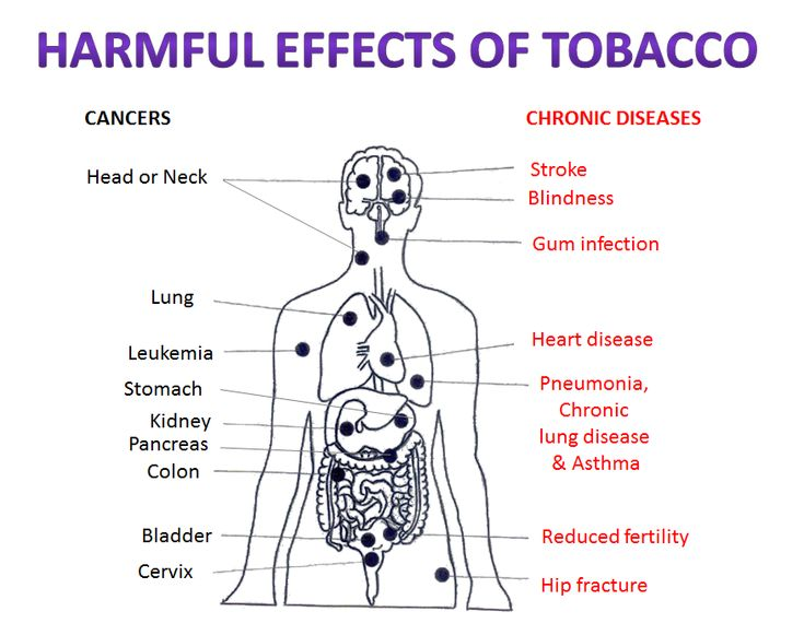The Hazardous Effects Of Cigarette Smoking College Paper