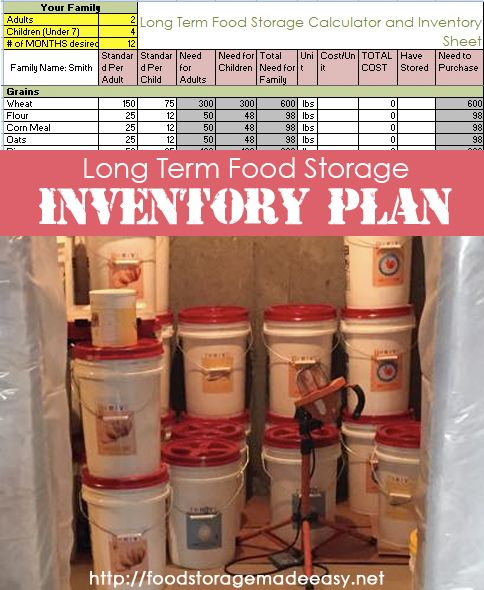 1000 ideas about Canned Food Storage on Pinterest