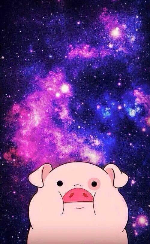 Gravity Falls Phone Wallpaper Imagem De Pato Pig And Wallpaper 201 Rika Pinterest