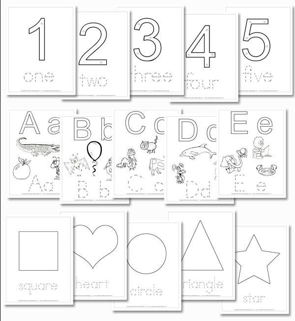 184 best images about Preschool-ABC(Letters) on Pinterest