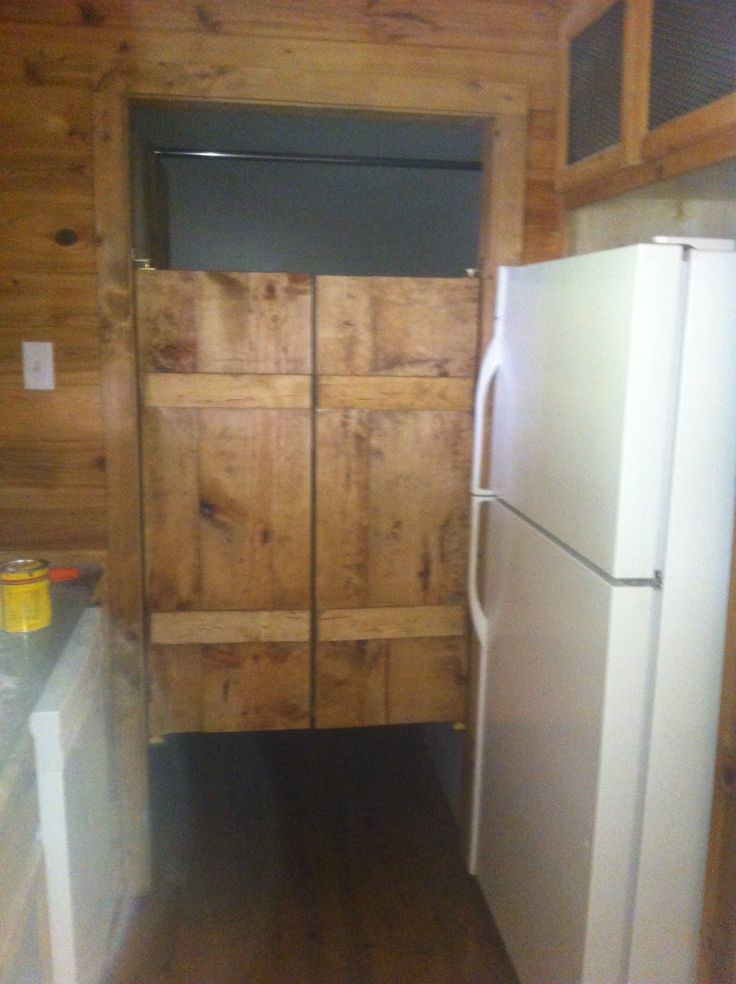 Laundry Room Swinging Saloon Doors FOR THE KITCHEN