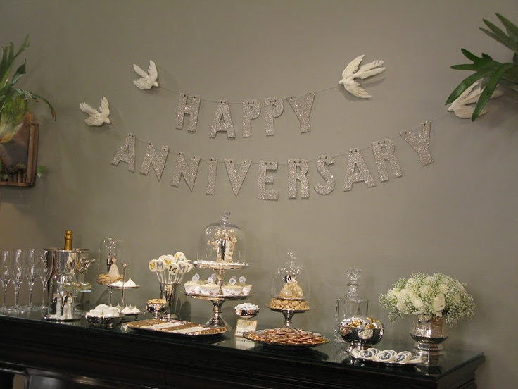 44 Best Images About 25 Th Anniversary On Pinterest
