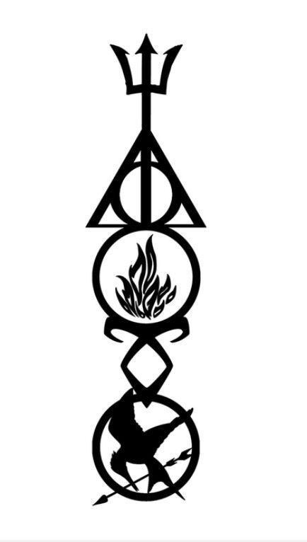 five of the best series.. percy jackson, harry potter