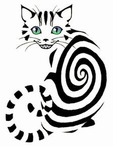 25+ best ideas about Cheshire cat tattoo on Pinterest