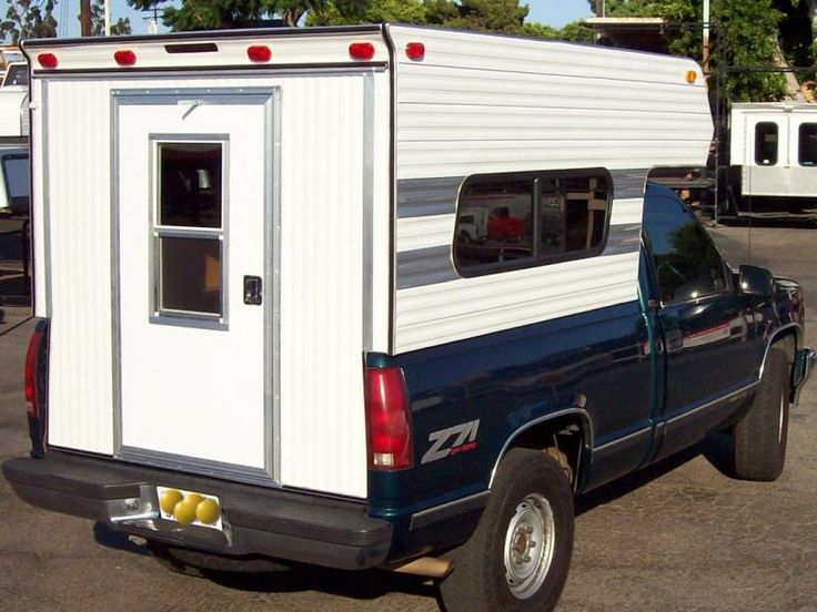 Camper Build Your Own Expedition