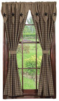 1000+ ideas about Primitive Curtains on Pinterest ...