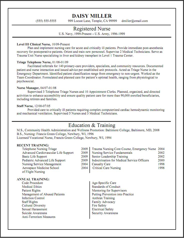 Emergency Nurse Cover Letter. nurse cover letter example ...