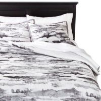 Abstract Watercolor Striae Comforter Set from Target ...