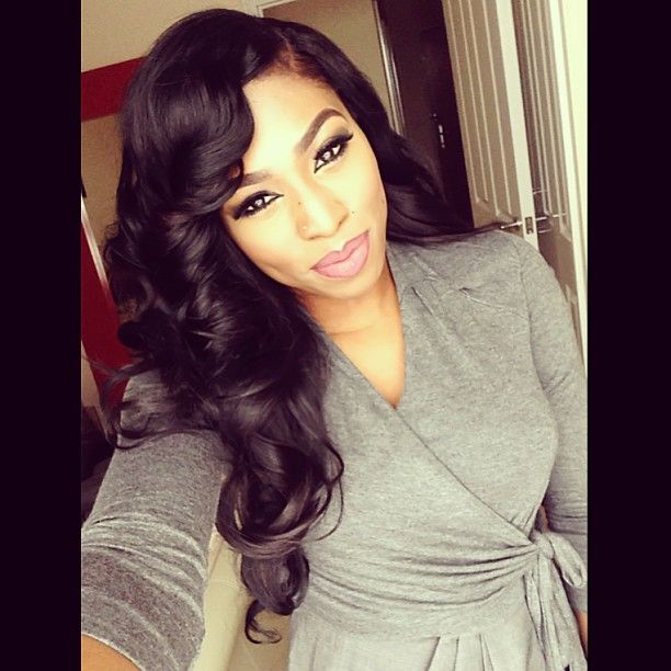 1017 Best Images About Black Women Hair Amp Makeup On