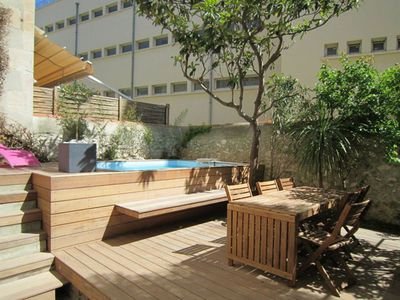 17 Best ideas about Petite Piscine on Pinterest  Plunge pool Small pools and Mini pool