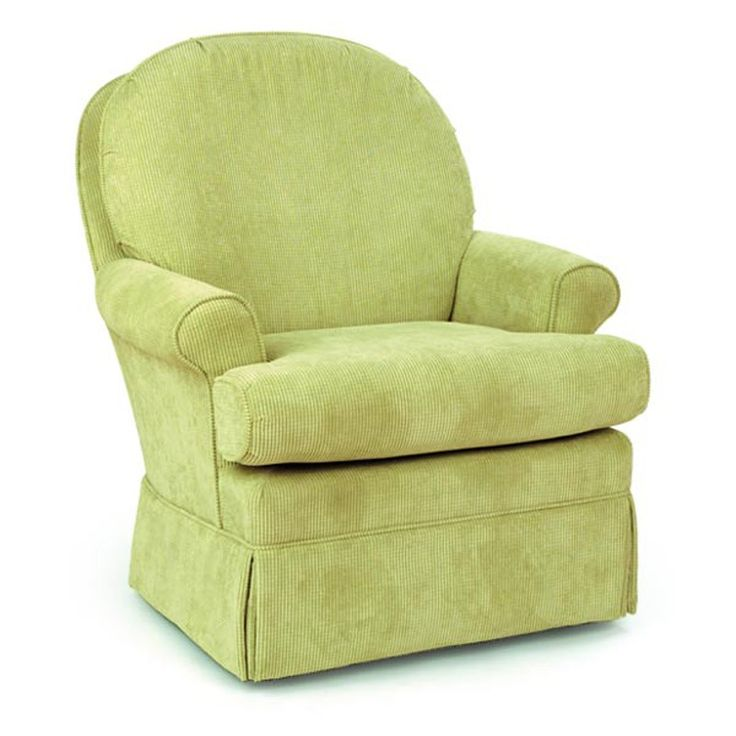 Jory Glider by Best Chairs available in 100s of fabrics