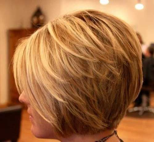25 Best Ideas About Layered Bob Short On Pinterest Textured Bob