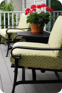 25+ best ideas about Patio furniture cushions on Pinterest ...