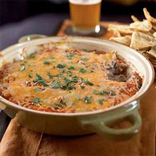 Layered Bean Dip Recipe Appetizers Lunch and Snacks with