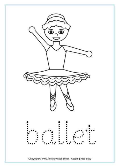 344 best images about Dance coloring sheets and pics on