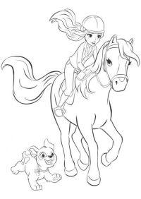 37 Schleich Pferde Ausmalbilder Besten Bilder Von Ausmalbilder