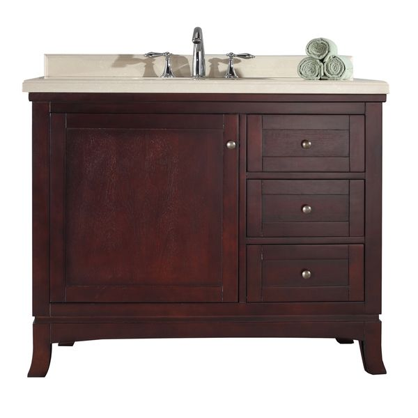 1000 ideas about 42 Inch Bathroom Vanity on Pinterest