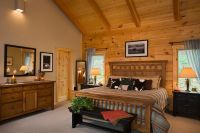 20 best images about Log Homes With Color on Pinterest ...