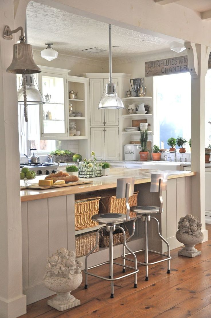 212 best images about Rustic Country/Farmhouse Kitchens