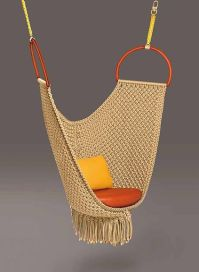"Patricia Urquiola, Swing Chair for Louis Vuitton ""Objets ..."