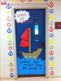 Best 25+ Pirate door ideas on Pinterest | Pirate theme ...