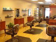 modern hair salon decorating ideas