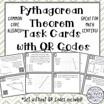 1000+ ideas about Pythagorean Theorem Problems on