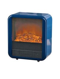 Fireplace Heater - Portable room heater has the look of ...