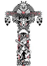 1000 totemism design